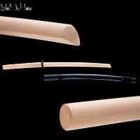 Togakure Ryu Ninja To Bokken with Saya | Bokuto Ninja To | Handmade Ninja Bokken