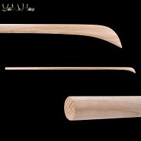 Jikishinkage Ryu Naginata Beech wood | Handmade wooden Nagianta