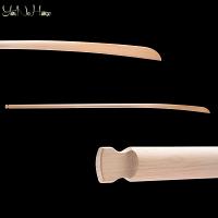 Nagamaki Beech wood | Handmade wooden Nagamaki