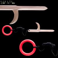 Kyoketsu Shoge Beech wood | Ninja Shoge | Handmade wooden Kyoketsu Shoge