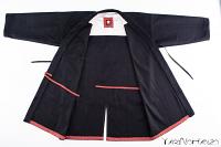 Nami Kendo Gi black | Handmade Kendogi | Top quality Kendogi