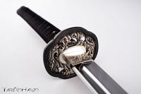 Nami Katana Limited Edition | Custom Iaito Katana Practice sword | Handmade Samurai Sword
