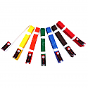 Karate and Judo colour belts