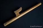 Jutte LIGNUM VITAE wood | Handmade wooden Jutte
