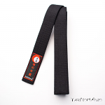 BLACK Belt for karate and judo DELUXE | Karate Judo Obi