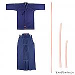 Katori Shinto Ryu Set | Beginner