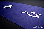Tenugui per Kendo | Mushin | Colore blu