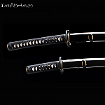 Musashi Daisho Practical | Katana + Wakizashi SET | Iaito Practice Daisho