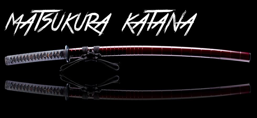 practical katana matsukura